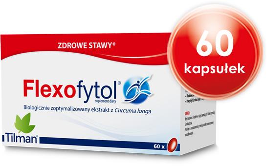 flexofytol 60 kapsułek